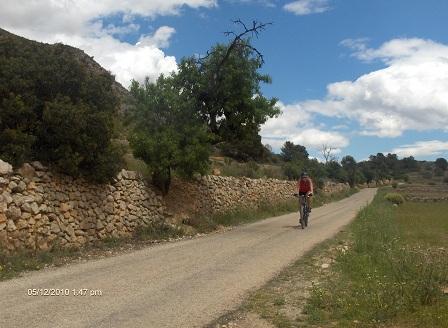 Vi kjenner til mange, hyggelige sykkelruter utenfor allfarvei -